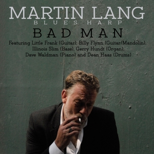 LANG, MARTIN-BLUES HARP BAD MAN