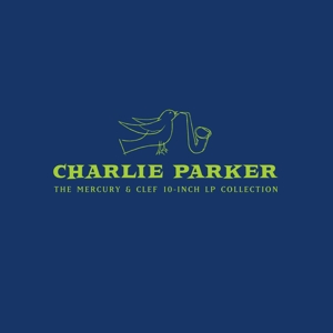 "PARKER, CHARLIE-MERCURY AND CLEF -10""-"