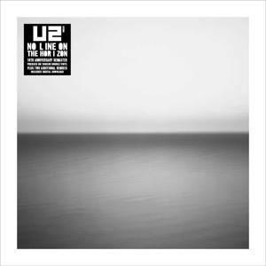 U2-NO LINE ON HORIZON / BLACK VINYL EDITION -DOWNLOAD-