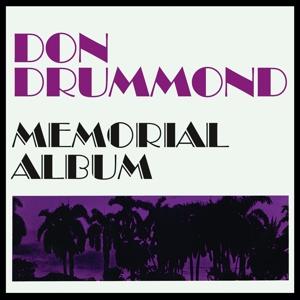 DRUMMOND, DON-MEMORIAL ALBUM -COLOURED-