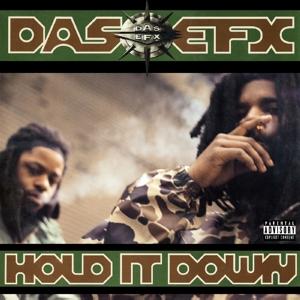 DAS EFX-HOLD IT DOWN -COLOURED-
