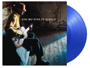 KEB'MO'-KEEP IT SIMPLE -COLOURED-