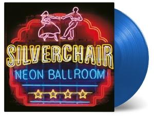 SILVERCHAIR-NEON BALLROOM -COLOURED-